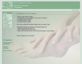 ortopaedisten.dk.T